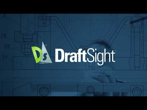 DraftSight : A Better 2D Drafting and 3D Design Experience