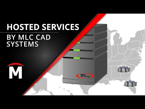 Hosted Services by MLC CAD Systems