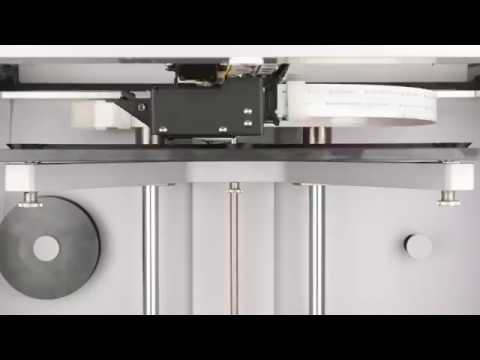 The Markforged X3 and X5 3D Printers from Markforged