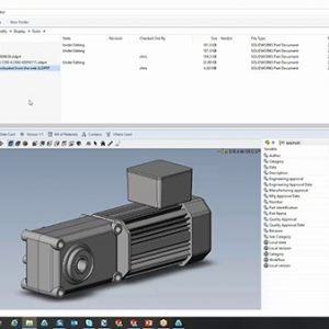Part Naming and Part Numbering in SOLIDWORKS PDM