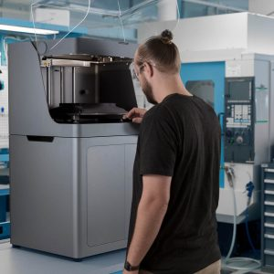 Markforged X3 Industrial Printer - With Model