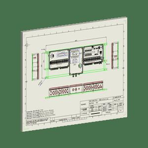 SOLIDWORKS Electrical Schematics Icon