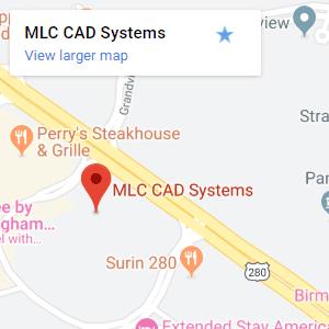 Birmingham Office - MLC CAD Systems