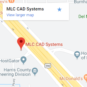 Houston Office - MLC CAD Systems
