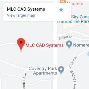 Tulsa Office - MLC CAD Systems