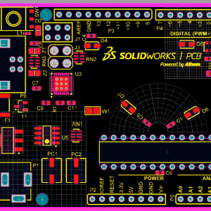 SOLIDWORKS PCB Board Layouts 101