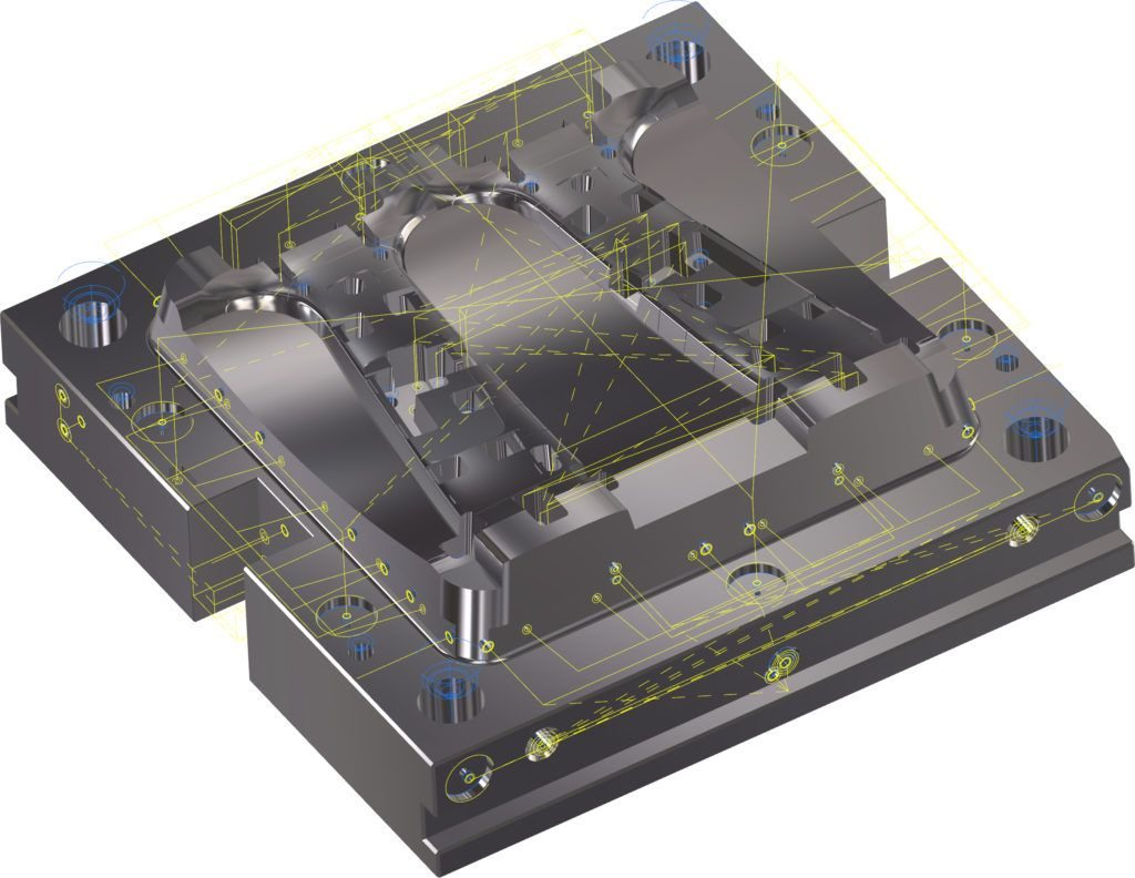 Mastercam generate drilling toolpaths