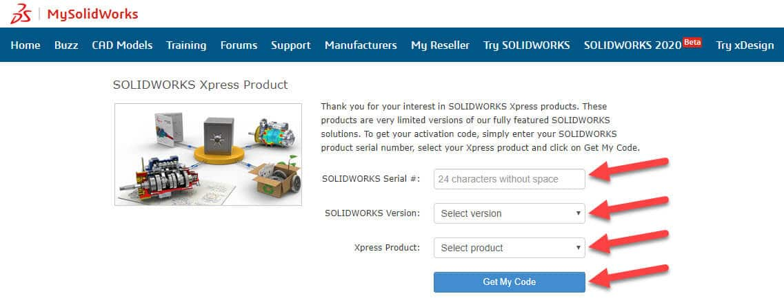 view other solidworks products
