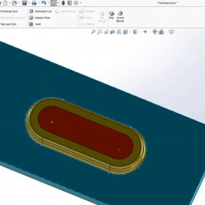How to Create Forming Tools in SOLIDWORKS