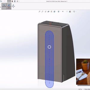 What's New in Sketching SOLIDWORKS 2020
