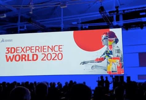 3dexperience world mlc cad systems awards