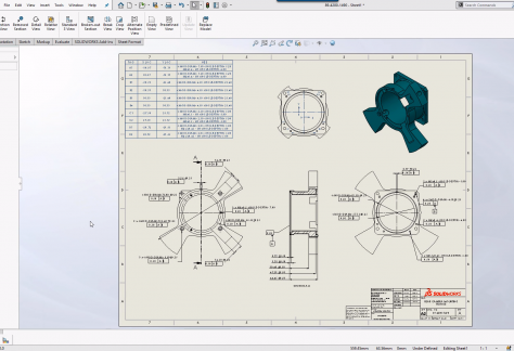 SOLIDWORKS Update Symbol Library Location
