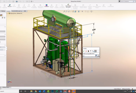 Working offline with SOLIDWORKS PDM