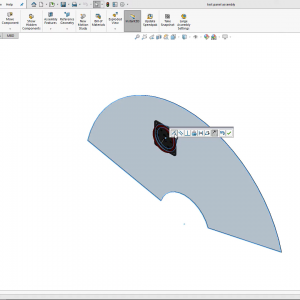 Adding Mate References in SOLIDWORKS