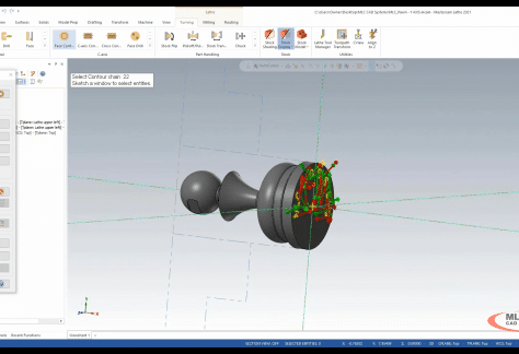 Getting Started with mastercam Lathe webinar