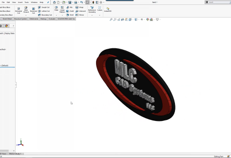 SOLIDWORKS Tech Tip Multibody Part Mold Tools