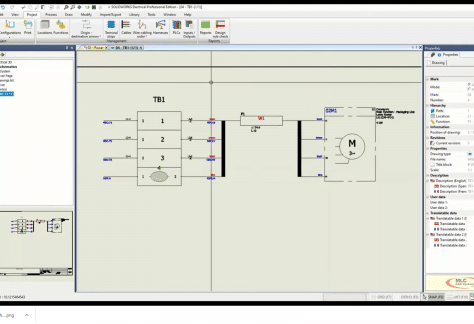 Optimize Electrical Schematic Efficiency with SOLIDWORKS