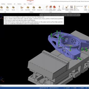 Mastercam 2021 chamfer drill
