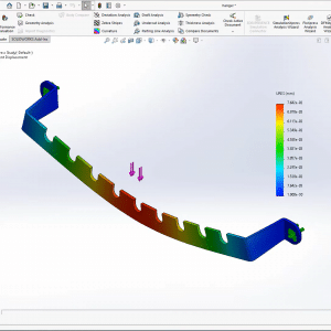 Overview of SOLIDWORKS SimulationXpress