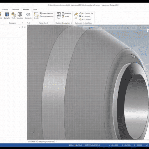 What's New Mastercam 2021 - Mill-Turn Libraries and Simulation
