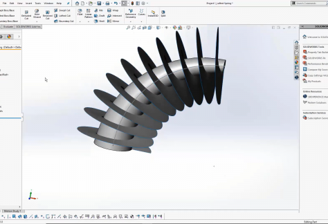 How to Model Complex Parts with Surfaces in SOLIDWORKS