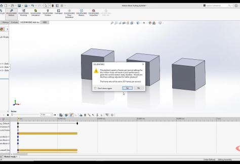 SOLIDWORKS Motion Tutorial Series How to Move Parts