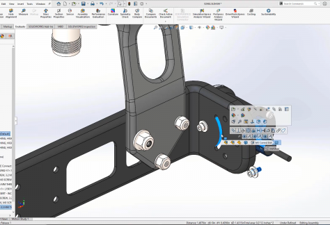 What's New in SOLIDWORKS 2021 - Assembly Productivity Tools