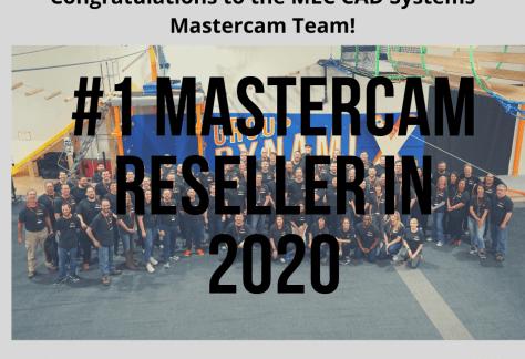 #1 Mastercam Reseller 2020