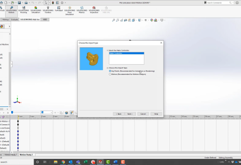 SOLIDWORKS Motion Tutorial Series Animation Wizard