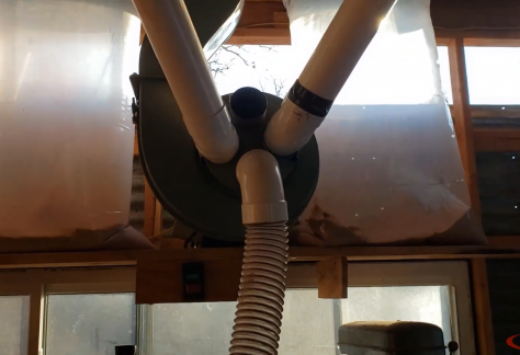 This design sucks building a dust collector with SOLIDWORKS flow simulation