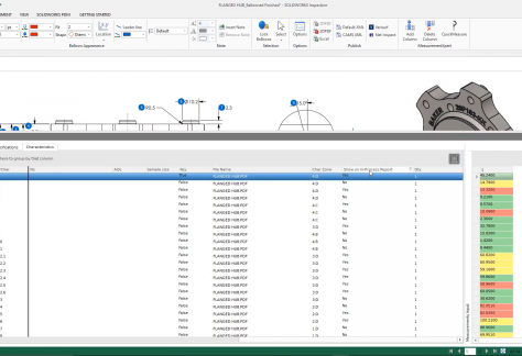 How to Publish a Data Subset in SOLIDWORKS Inspection