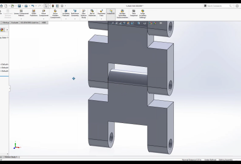 SOLIDWORKS Motion Tutorial Series Redundancy & Degrees of Freedom