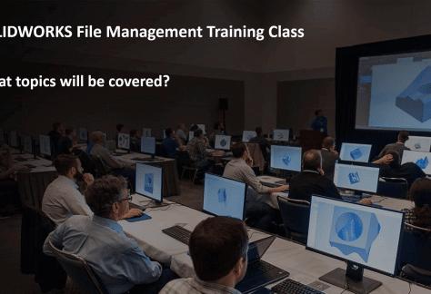 SOLIDWORKS File Management Training